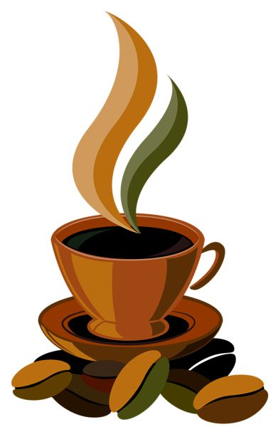 391x600 Best Coffee Cup Clipart Ideas Coffee Clipart