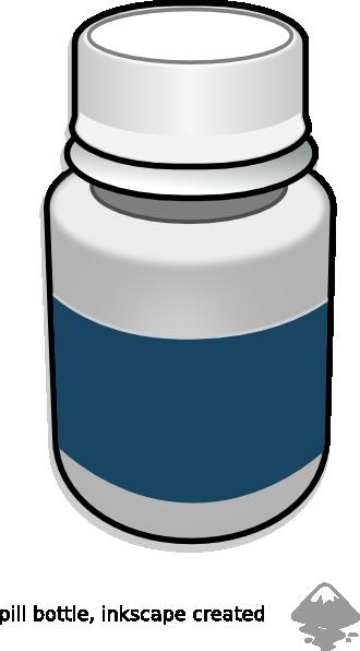 330x596 Medicine Pills Bottle Clip Art