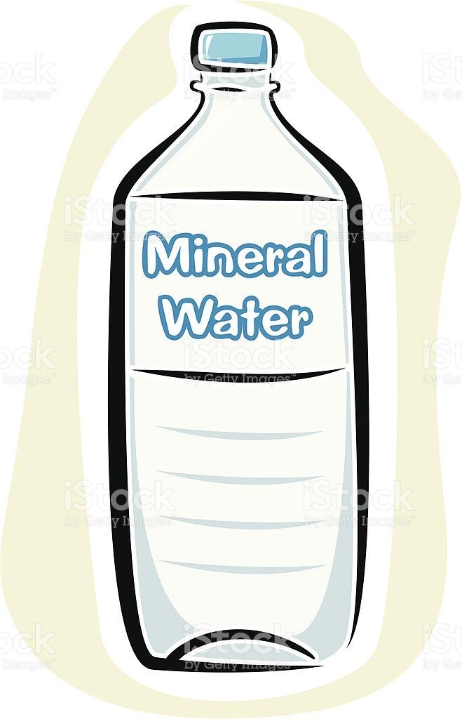 659x1024 Plastic Clipart Mineral Water