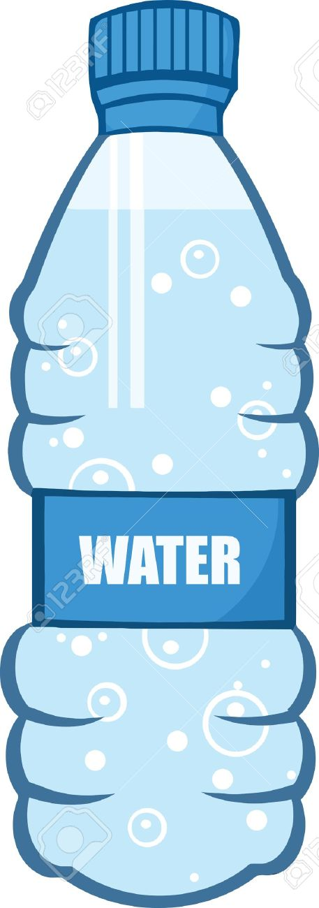 457x1300 Bottle Clipart Cold Water