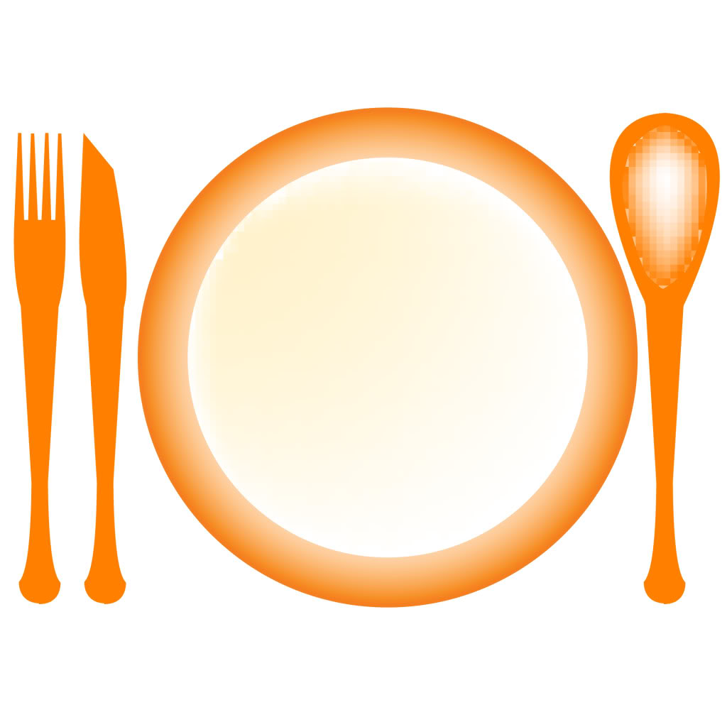 1024x1024 Diner Clipart Dish Plate