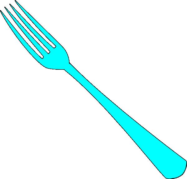 600x575 Clip Art Fork Knife Plate Clipart Kid