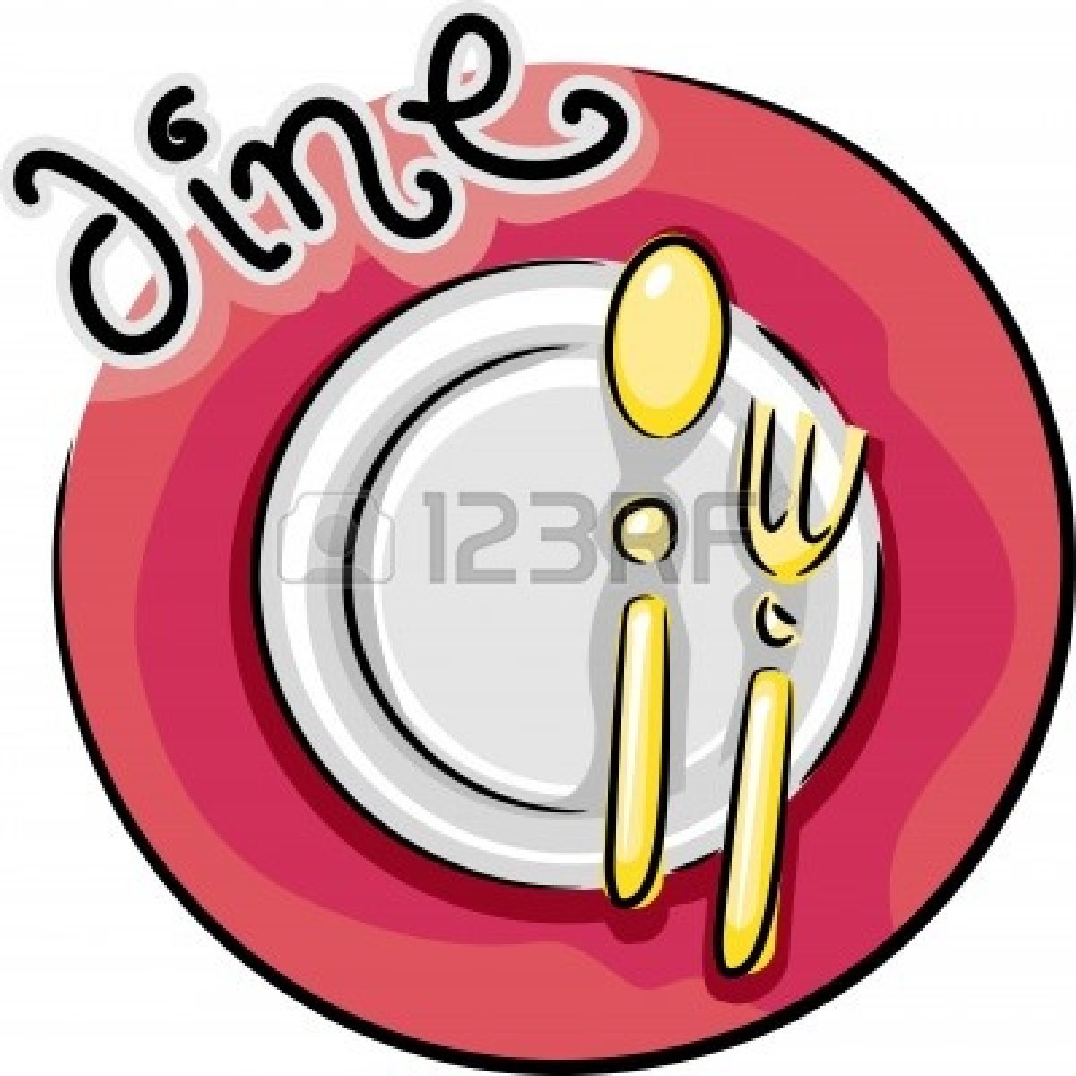 1200x1200 Plate Spoon Clipart, Explore Pictures