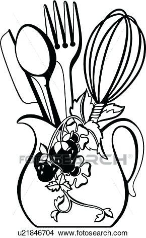 290x470 Clipart Of Food Cooking Food Kitchen Farmers Market Farm Clip Art