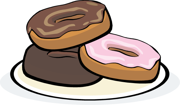 602x354 Plate Of Food Clipart
