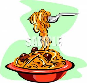 300x287 Spaghetti Clipart Bowl Macaroni