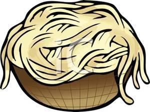 300x225 Spaghetti Clipart Bowl Pasta