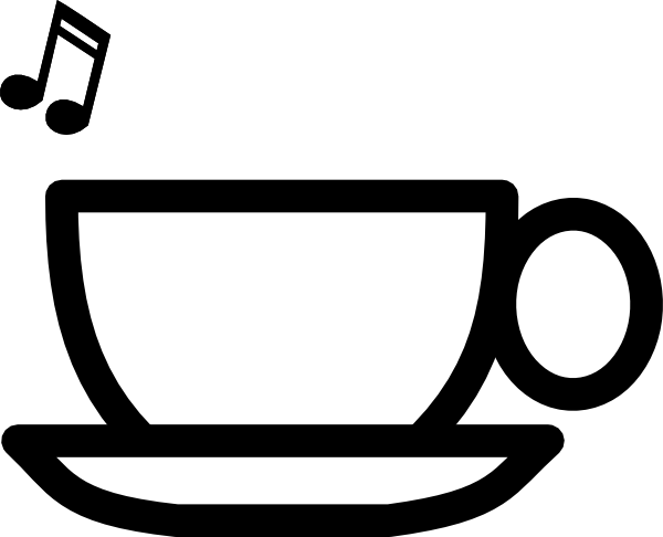 600x486 Cups And Plates Clipart