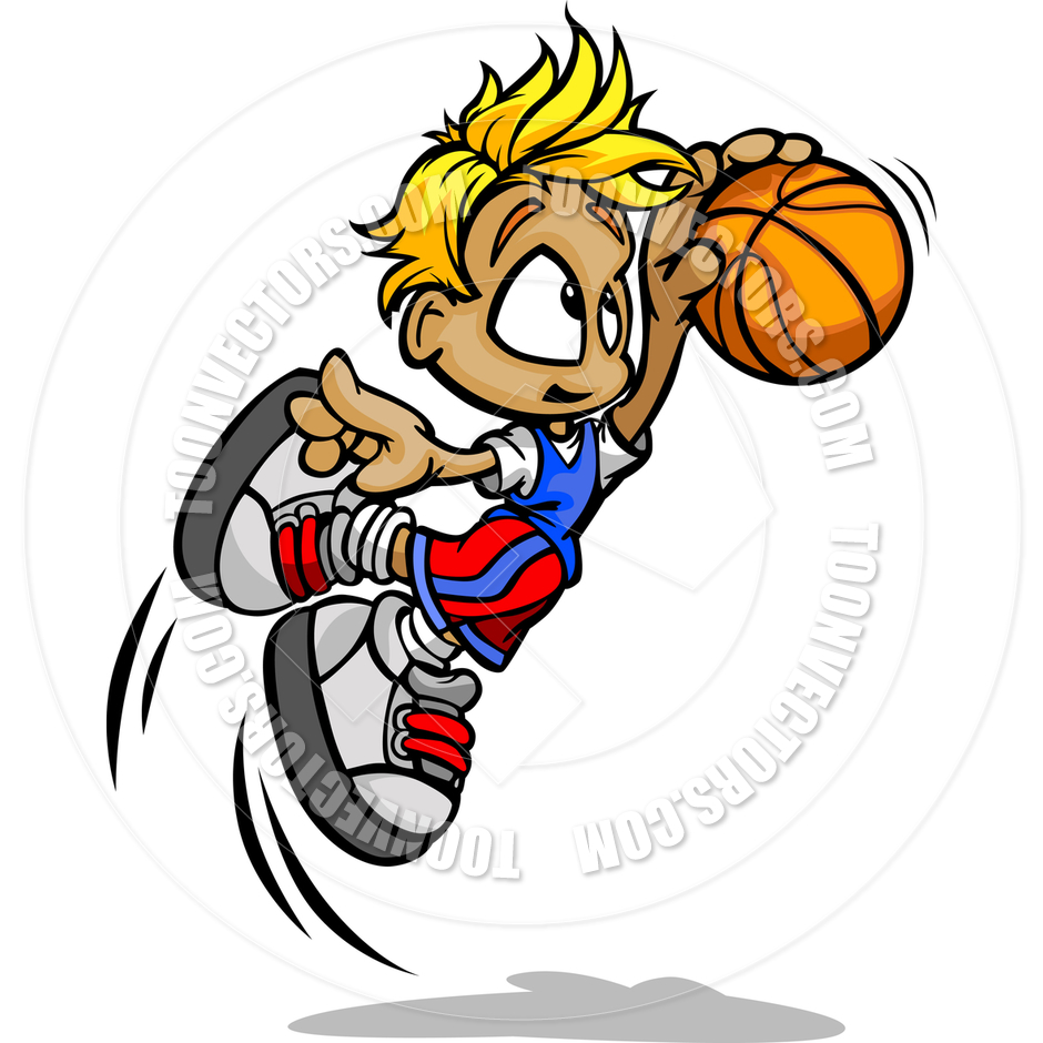 940x940 Cartoon Basketball Player Clipart 2117458