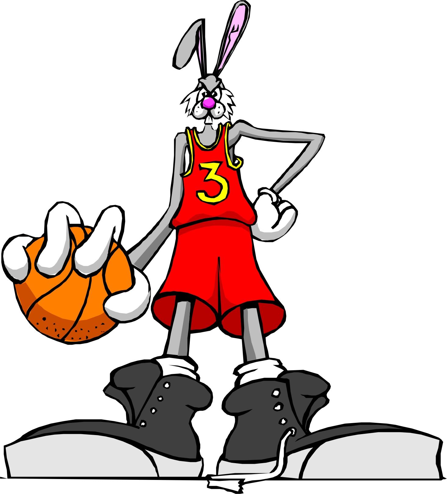 1465x1617 Cartoon Playing Basketball