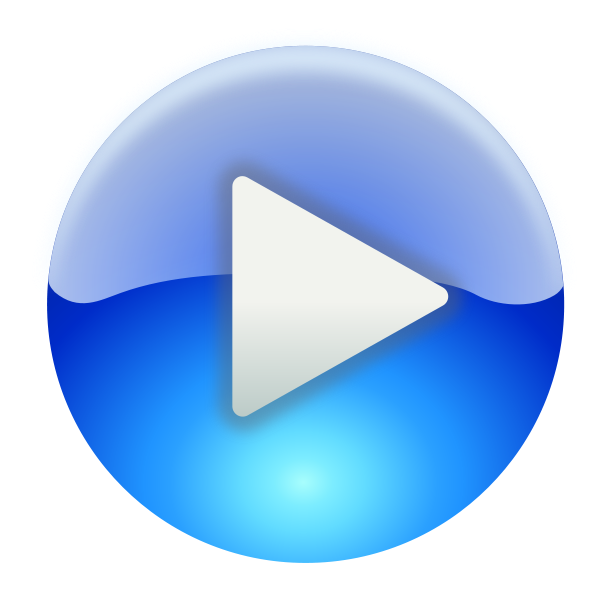 600x600 Windows Media Player Play Button Png Clip Arts For Web
