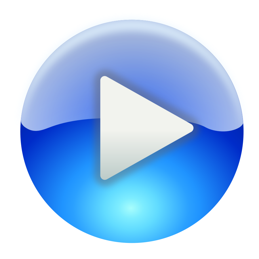 900x900 Windows Media Player Play Button Png Clip Arts For Web