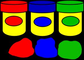 297x213 Play Doh Clip Art
