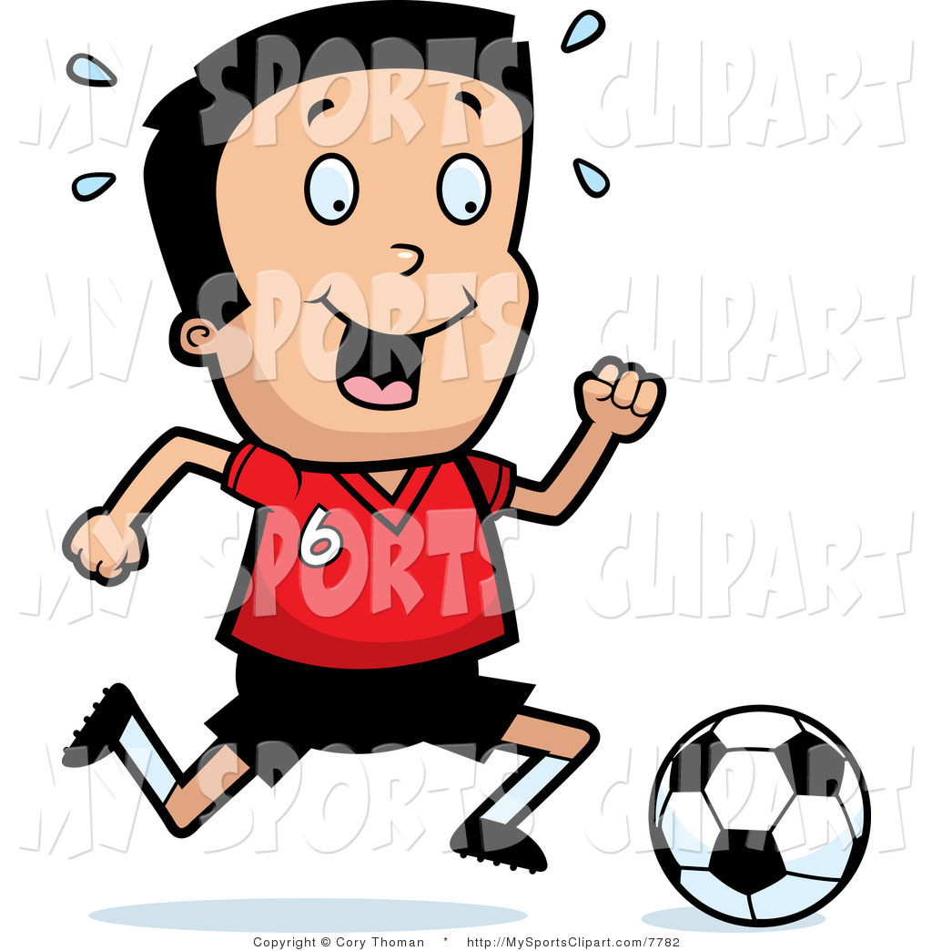1024x1044 Kid Playing Soccer Clip Art