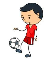 175x195 Soccer Player Clip Art Many Interesting Cliparts