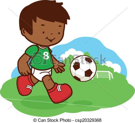 450x410 Top 92 Playing Soccer Clip Art