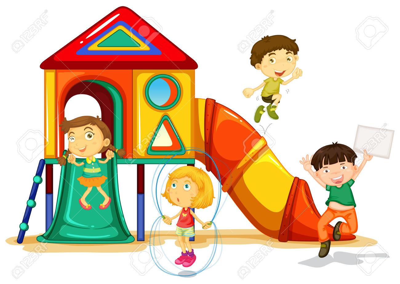 Playground Clipart | Free download best Playground Clipart ...