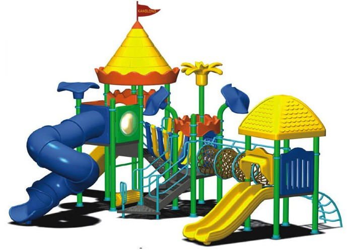 691x497 Cartoon Playground Clipart