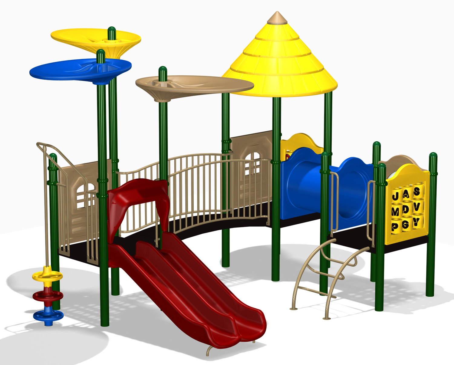 1500x1206 Place Clipart Playground Equipment