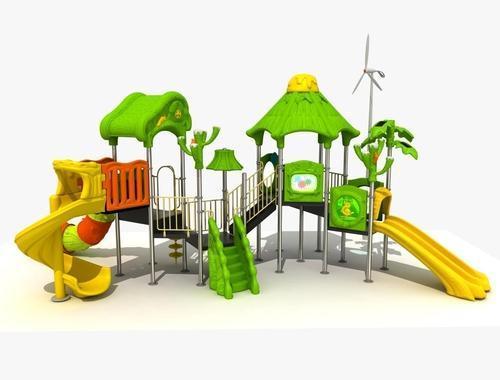500x380 Playground Equipments