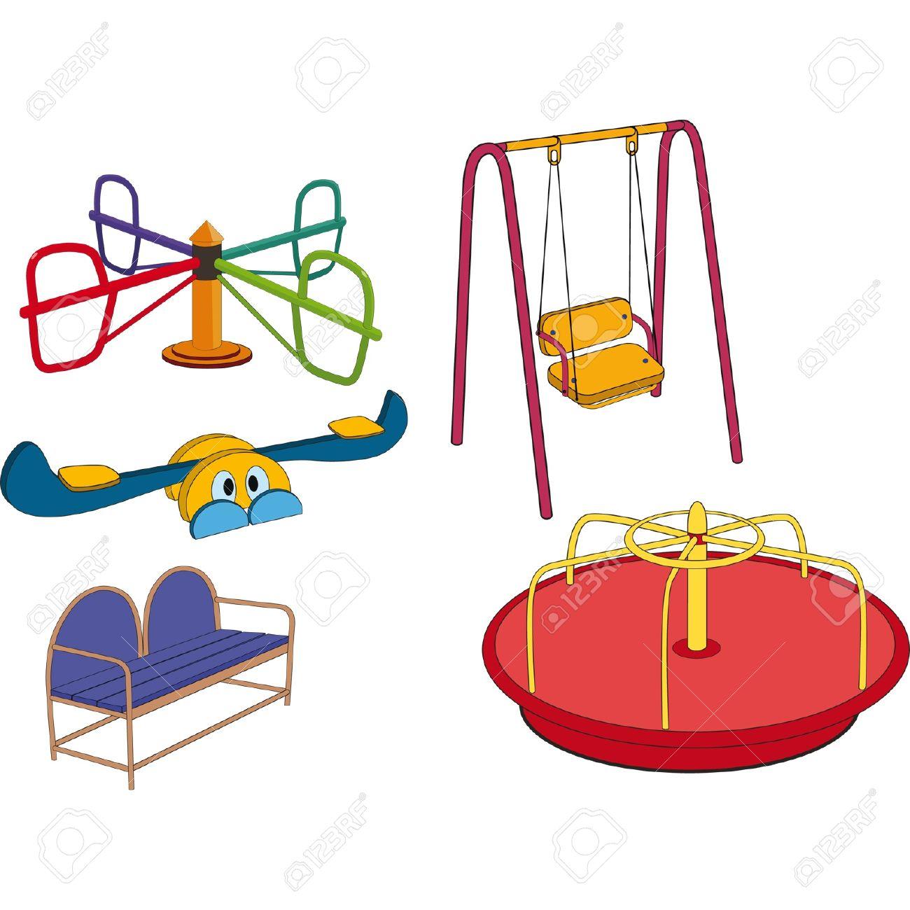 1300x1300 Empty Swing Clip Art Cliparts