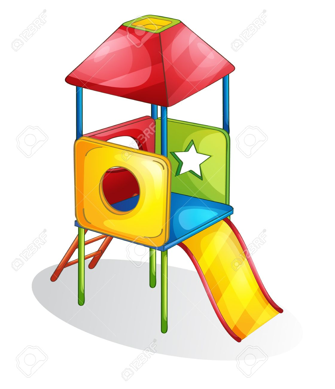 1120x1300 Place Clipart Playground Equipment