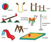 170x139 Playground Equipment Clip Art