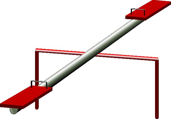 600x416 Playground Equipment Clip Art Clipart Panda