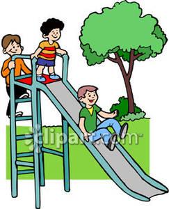 243x300 Playground Clipart