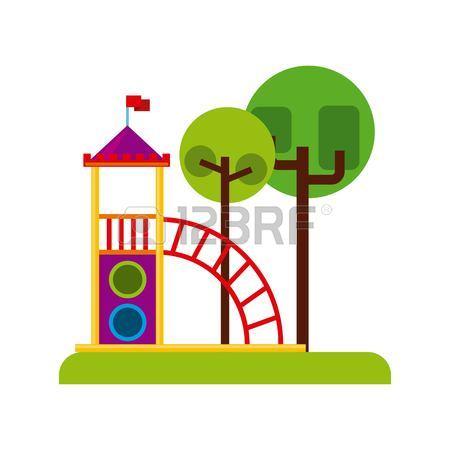 450x450 7,045 Playground Equipment Stock Illustrations, Cliparts