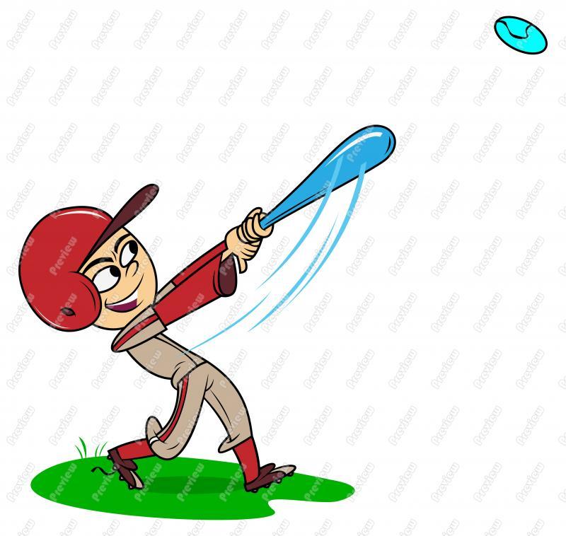 800x758 Boy Child Playing Baseball Clip Art