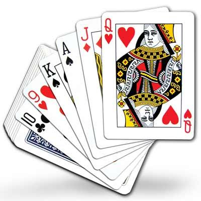 400x400 Deck Of Cards Clip Art