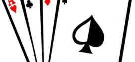 272x125 Deck Of Playing Cards Clip Art Free Vector In Open Office Drawing
