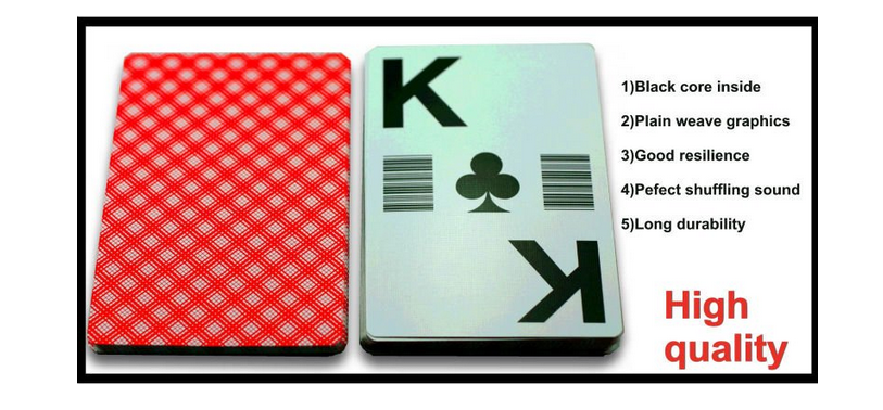813x378 Barcode Playing Cards, Barcode Playing Cards Suppliers