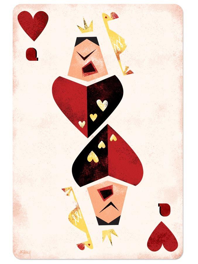 677x903 Disney Inspired Playing Cards Heart Cards, Playing Cards And Queens
