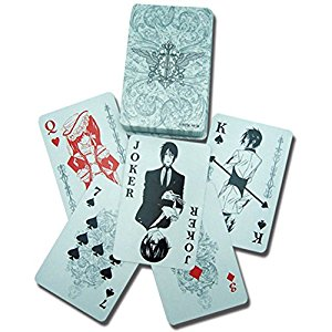 300x300 Black Butler Playing Cards Toys Amp Games