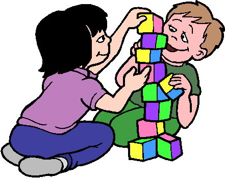 441x348 Children Playing Play 2 Clip Art