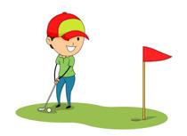 210x153 Top 82 Golf Clip Art