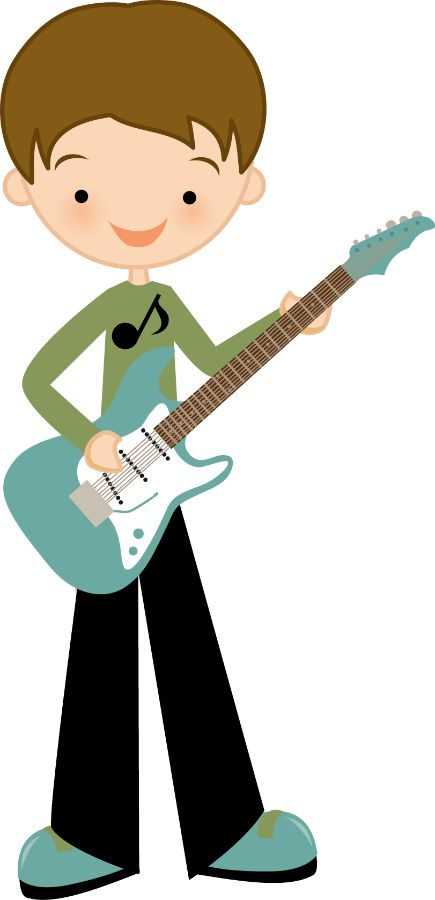435x900 Best Guitar Clipart Ideas Guitar Outline, Kids