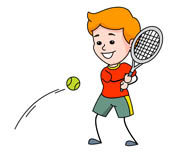 195x153 Search Results For Tennis Clipart