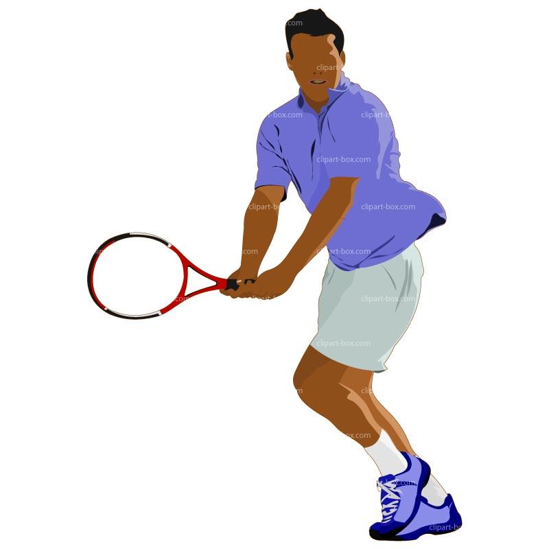 800x800 Tennis Clip Art Free Clipartcow