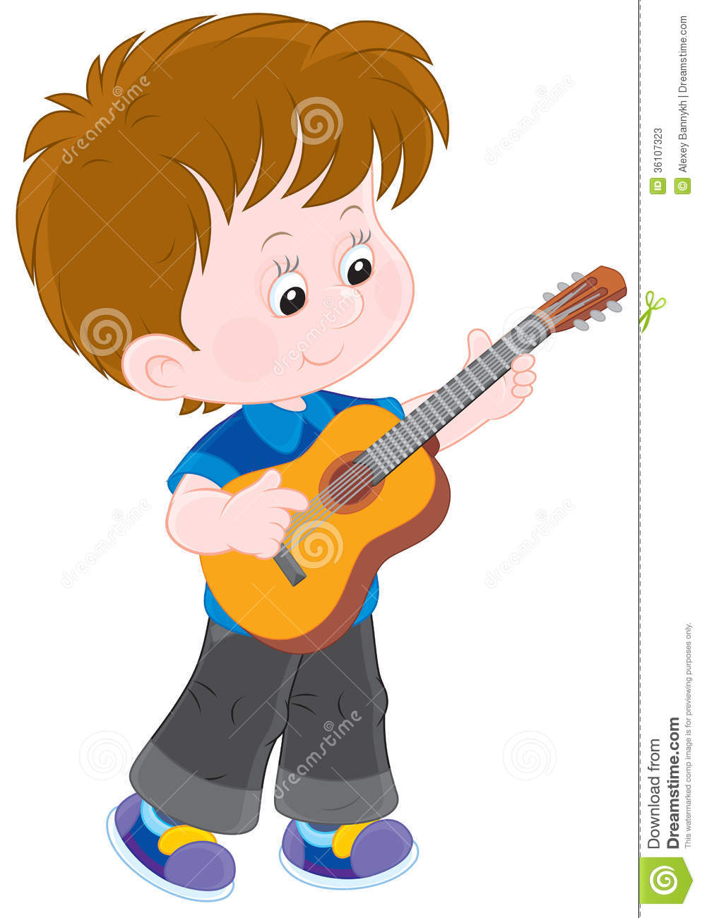 994x1300 And Girl Playing Guitar Clipart