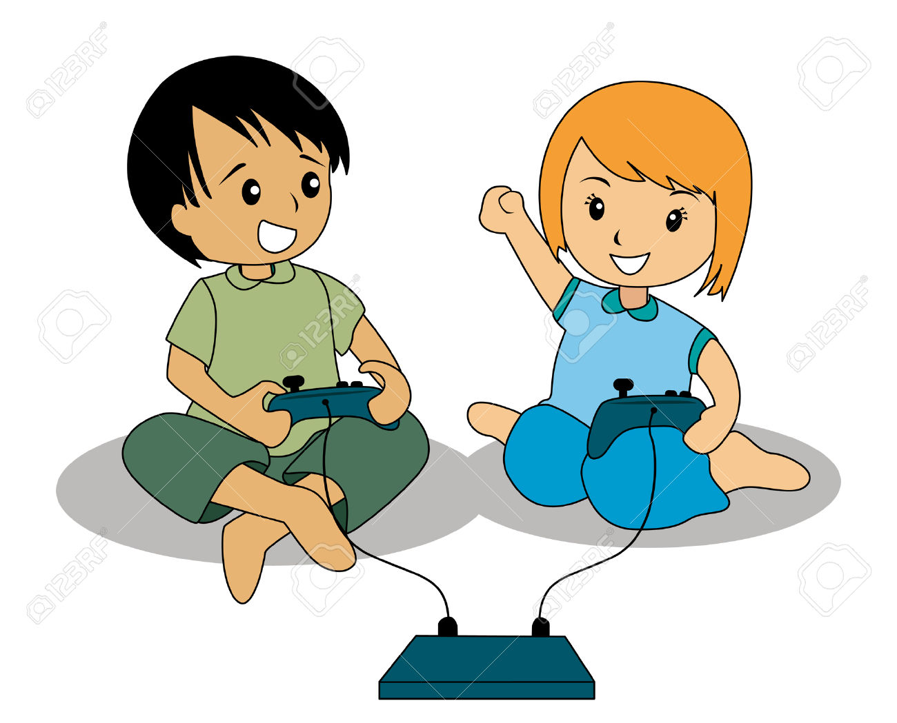 1300x1049 Video Game Clipart Children'S