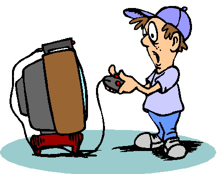 440x348 Video Game Clipart Gaming