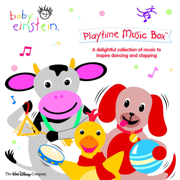 600x600 Baby Einstein Playtime Music Box By Various Artists On Apple Music