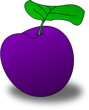 290x361 You Can Use This Plum Clip Art Clipart Panda