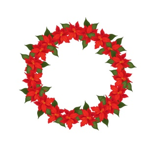 300x300 Free Free Wreath Clip Art Image 0515 0912 1115 4224 Christmas