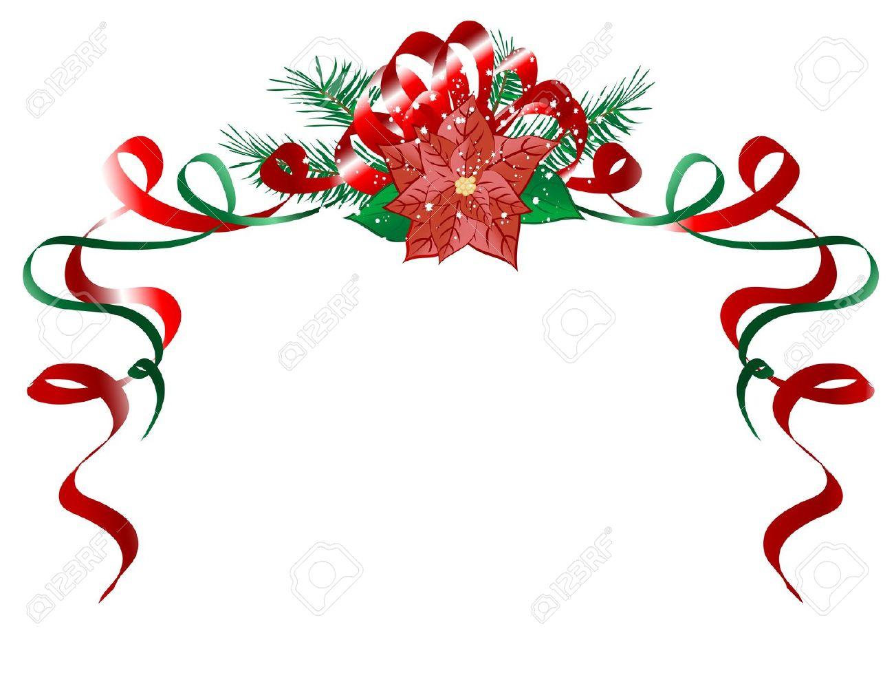 1300x978 Poinsettia Border Clip Art For Free 101 Clip Art