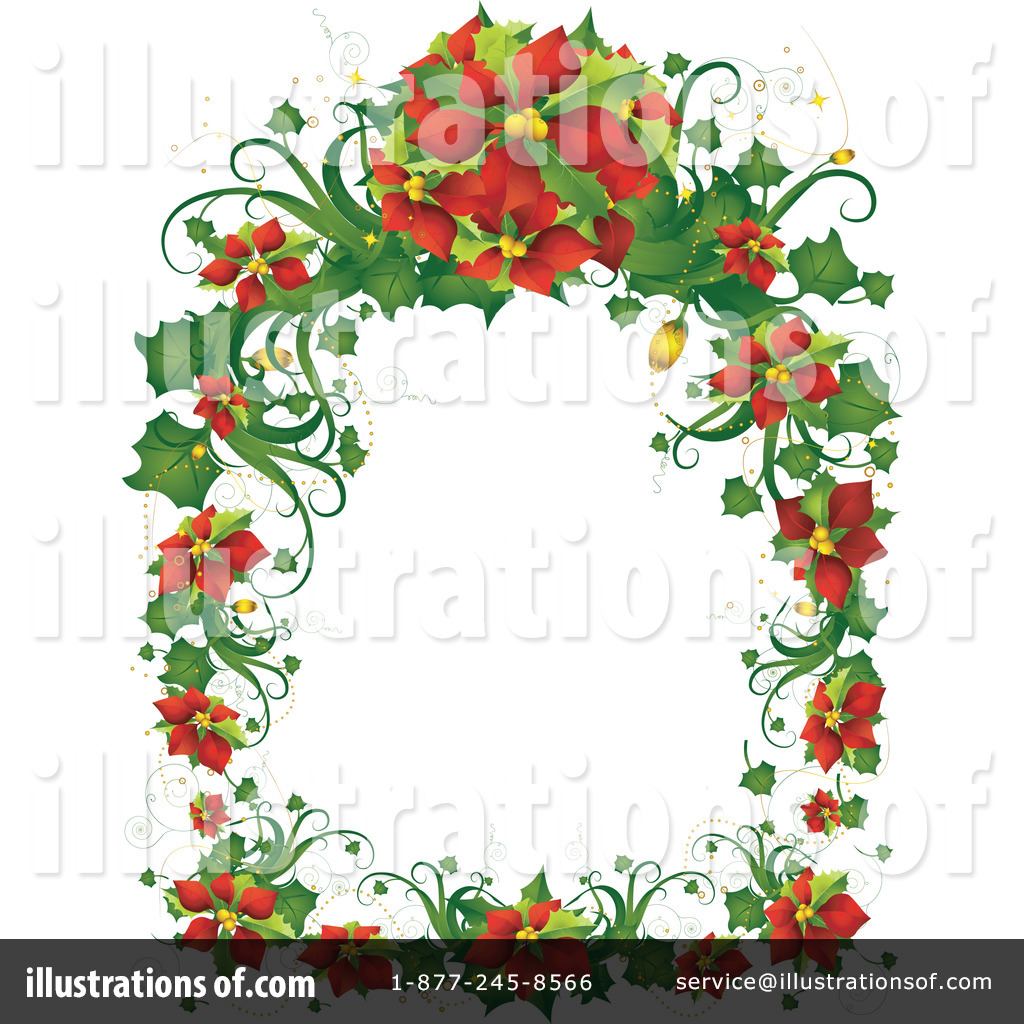 1024x1024 Poinsettia Clipart