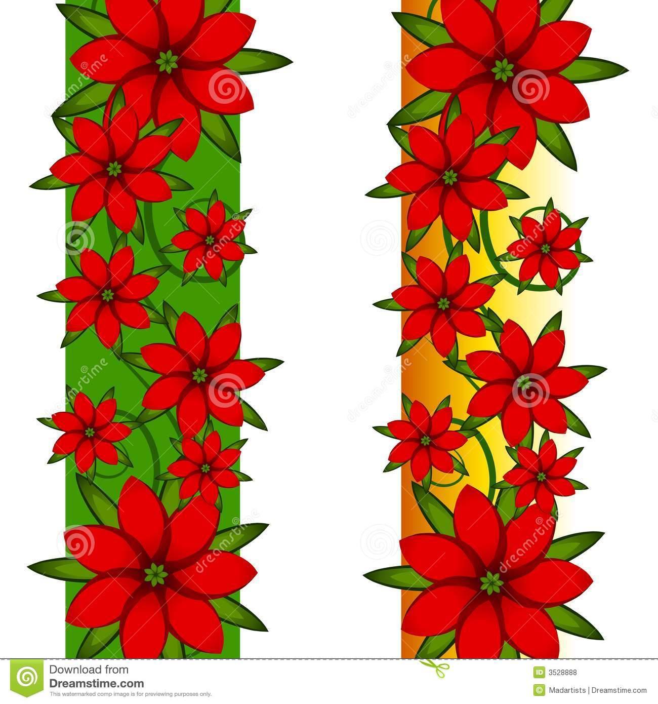 1300x1390 Poinsettia Tree Clipart